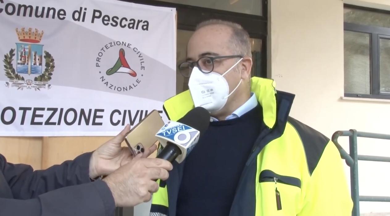 Torna operativo il C.O.C. (Centro operativo comunale) presso il Museo Vittoria Colonna in via Gramsci